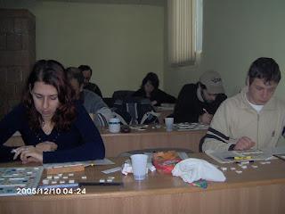 Simultanul Naţional de Scrabble 39 la Constanta, Clubul: C.S. Scrabble Club Farul Constanta.