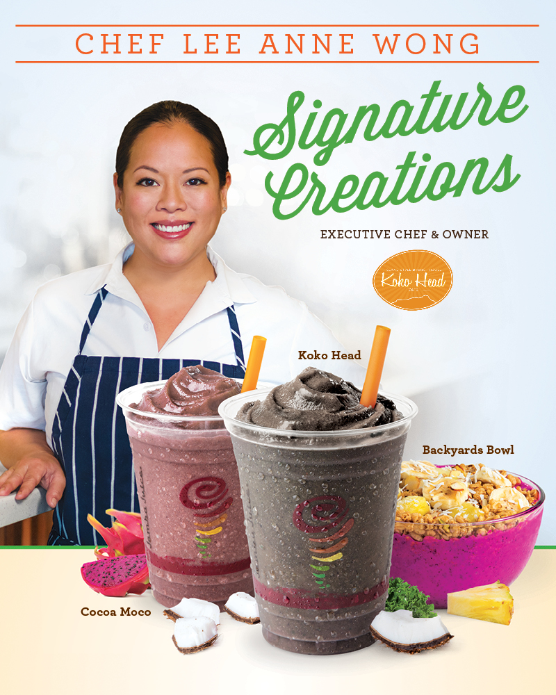 Hawaii Mom Blog: Jamba Juice Hawaii To Feature Signature