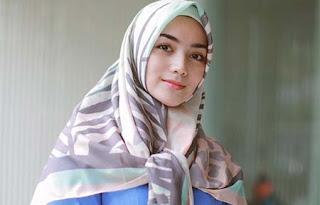 Citra Kirana Pakai Hijab