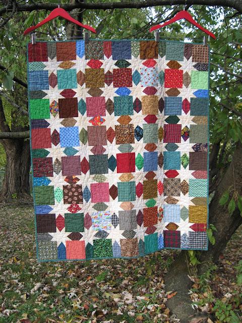 Morning Star quilt