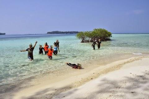Jalan ke Pulau Harapan Yuuuuk