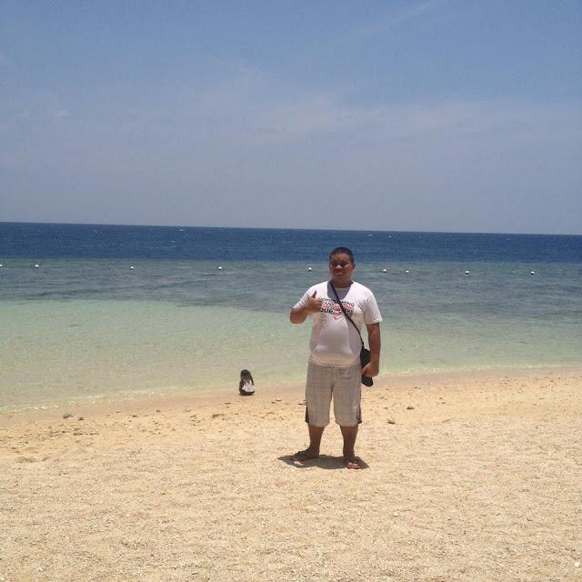 Thadz at Hermit's Cove