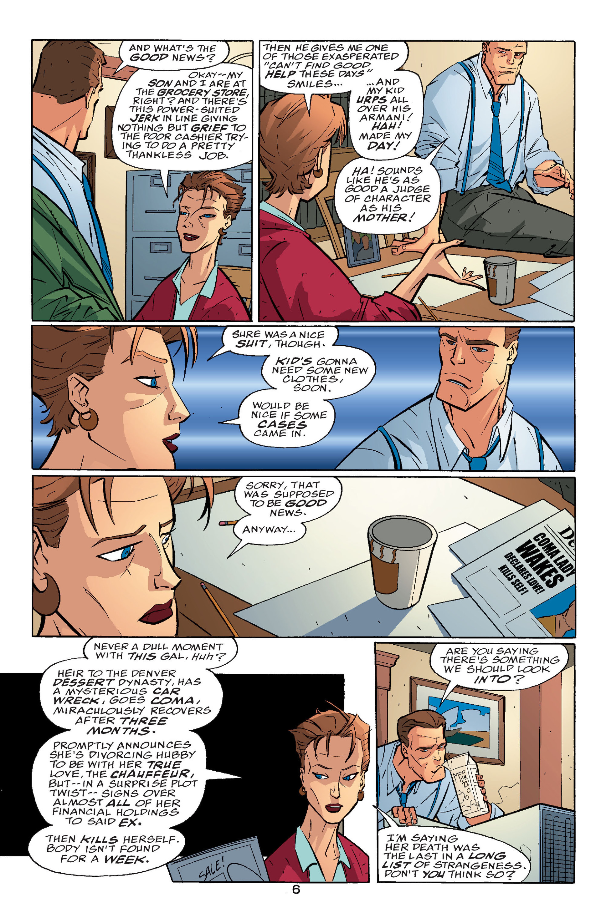 Harley Quinn (2000) Issue #23 #23 - English 7