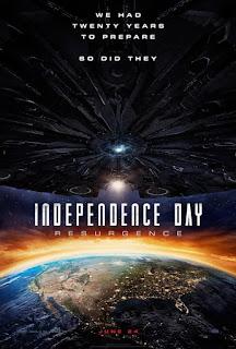 Independence Day 2: Resurgence ไอดี 4 สงครามใหม่วันบดโลก (2016)