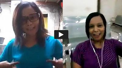 Wanita Ini Tepati Janjinya Potong Payudara Karena Anies-Sandi Menang