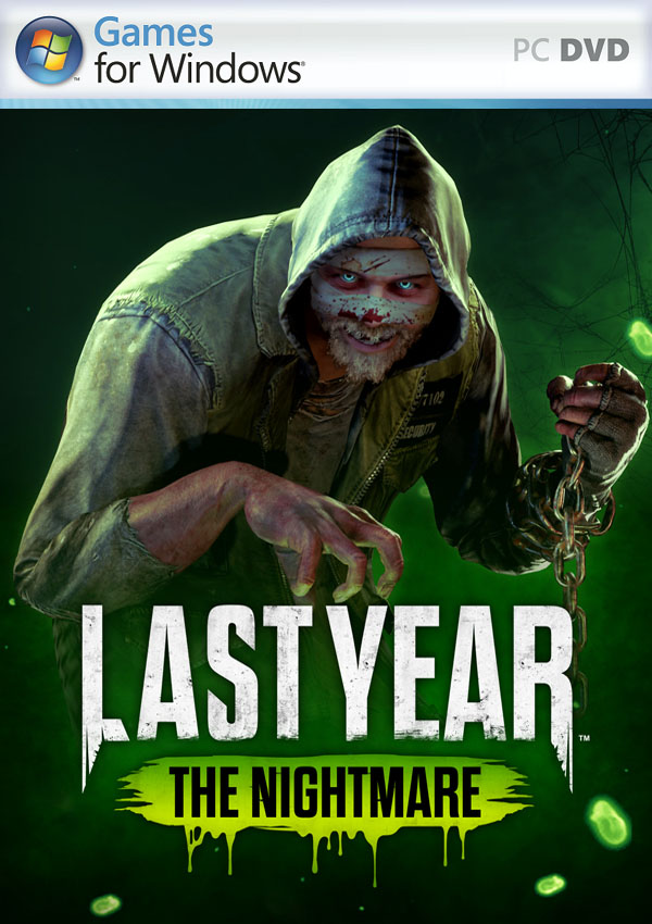 Last Year The Nightmare PC Cover