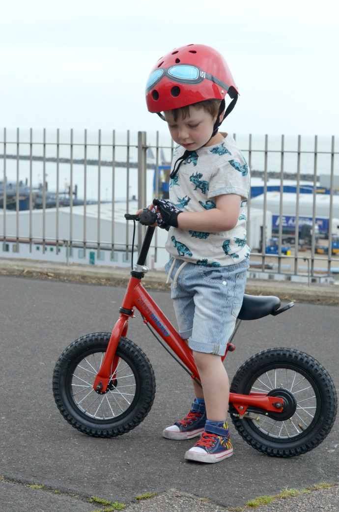 kiddimoto, balance bike, three year old, next kids fashion