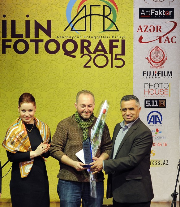 Photographer of the Year - 2015 Award | Rufat Abas Photography