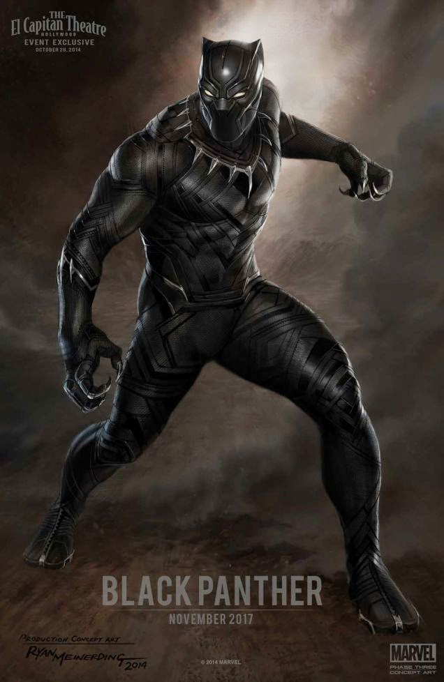 Chadwick Boseman will wear the suit of the first Black superhero in comic book history