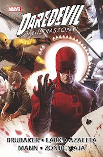 Daredevil tom 6: Nieustraszony! okładka