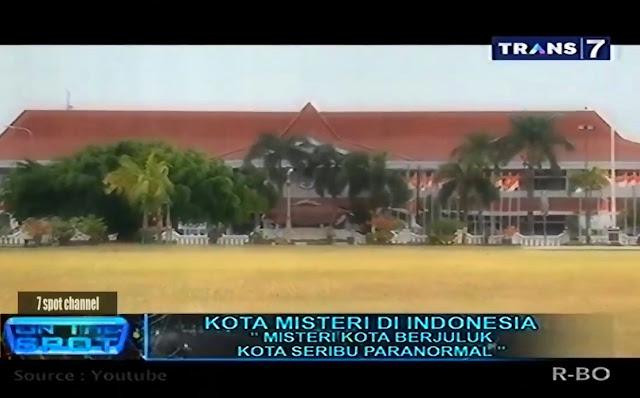 Pati Masuk Daftar Kota Misteri di Indonesia versi On The Spot