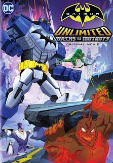 Batman Unlimited: Mech vs. Mutants(Batman Unlimited: Mech vs. Mutants )