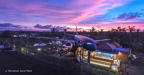 Keramas Aero Park Bali