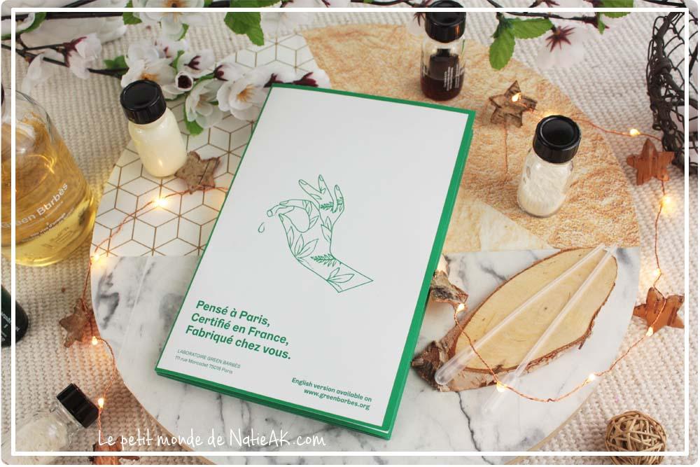 kit materiel cosmetique