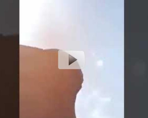 فيديو خطير لوصول مهاجرين غير شرعيين من الجزائر الى سواحل إيطاليا