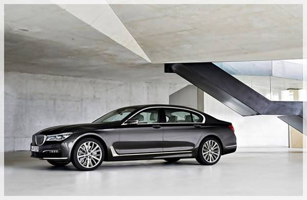 2018 BMW 7 Series Individual Design and EfficientDynamics Review