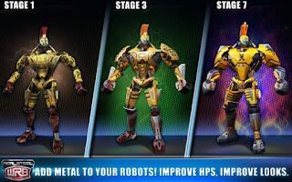 Real Steel World Robot Boxing Mod Apk Full Damage