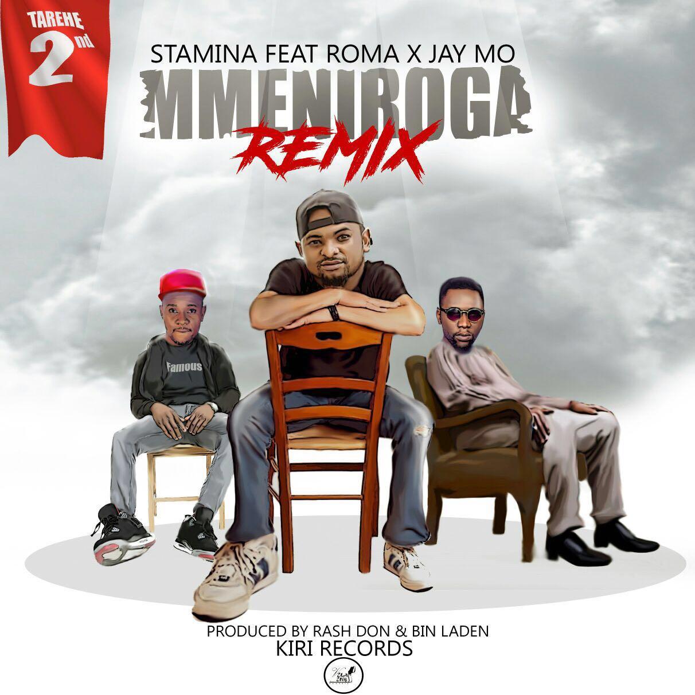 STAMINA FT ROMA x JAY MO - MMENIROGA REMIX