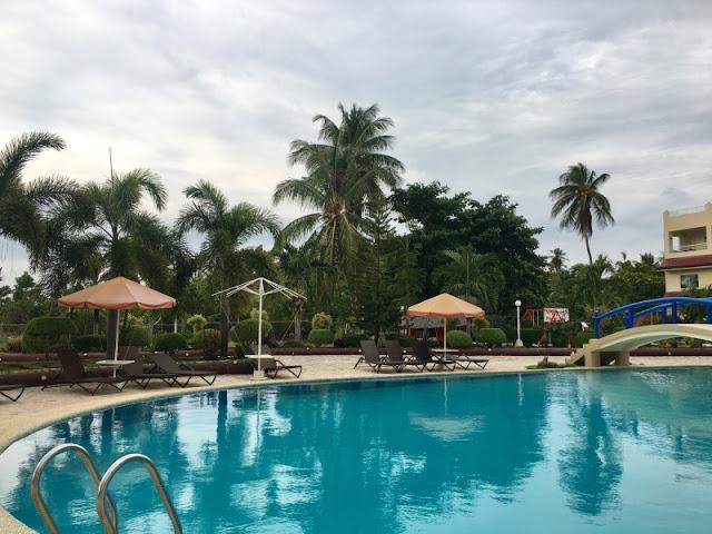 Sagastrand Beach Resort Olango Island