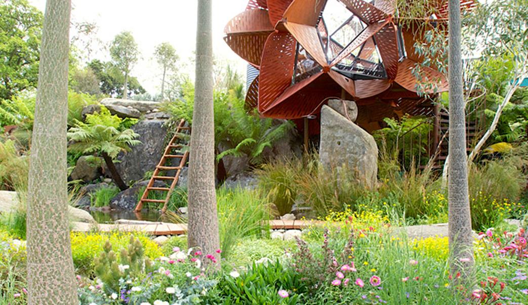 Phillip Johnson Landscapes The Phillip Johnson Design For