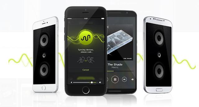 استمتع بالموسيقى وحول هواتفك إلى سماعات خارجية