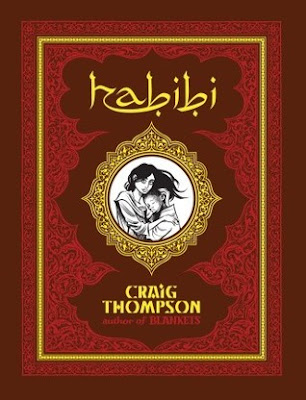 Habibi, Craig Thompson, Book Review, InToriLex