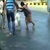 Brutal Ola De Calor Derrite Las Calles De La India