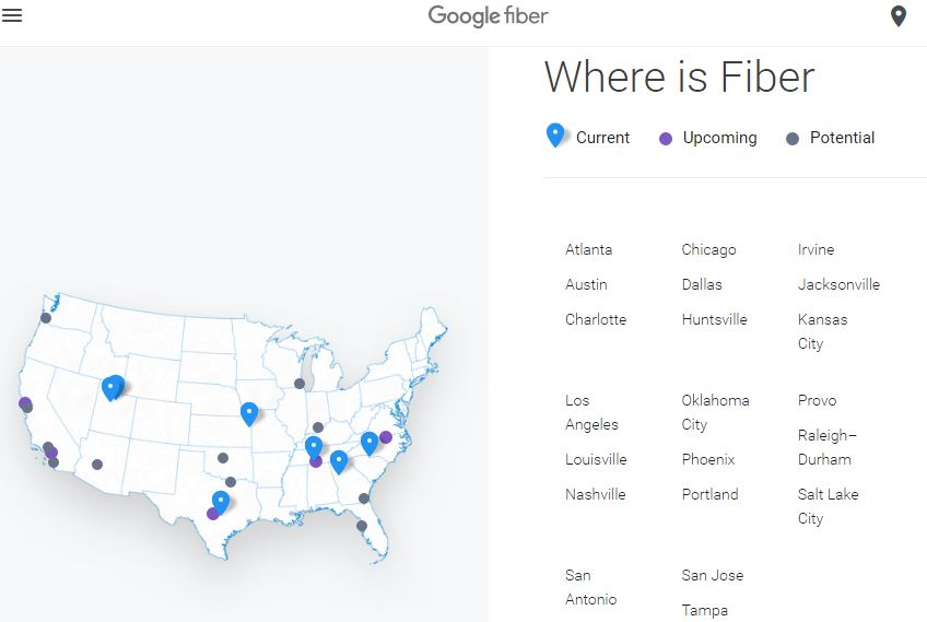 Google Fibre proving itself costlier even for itself