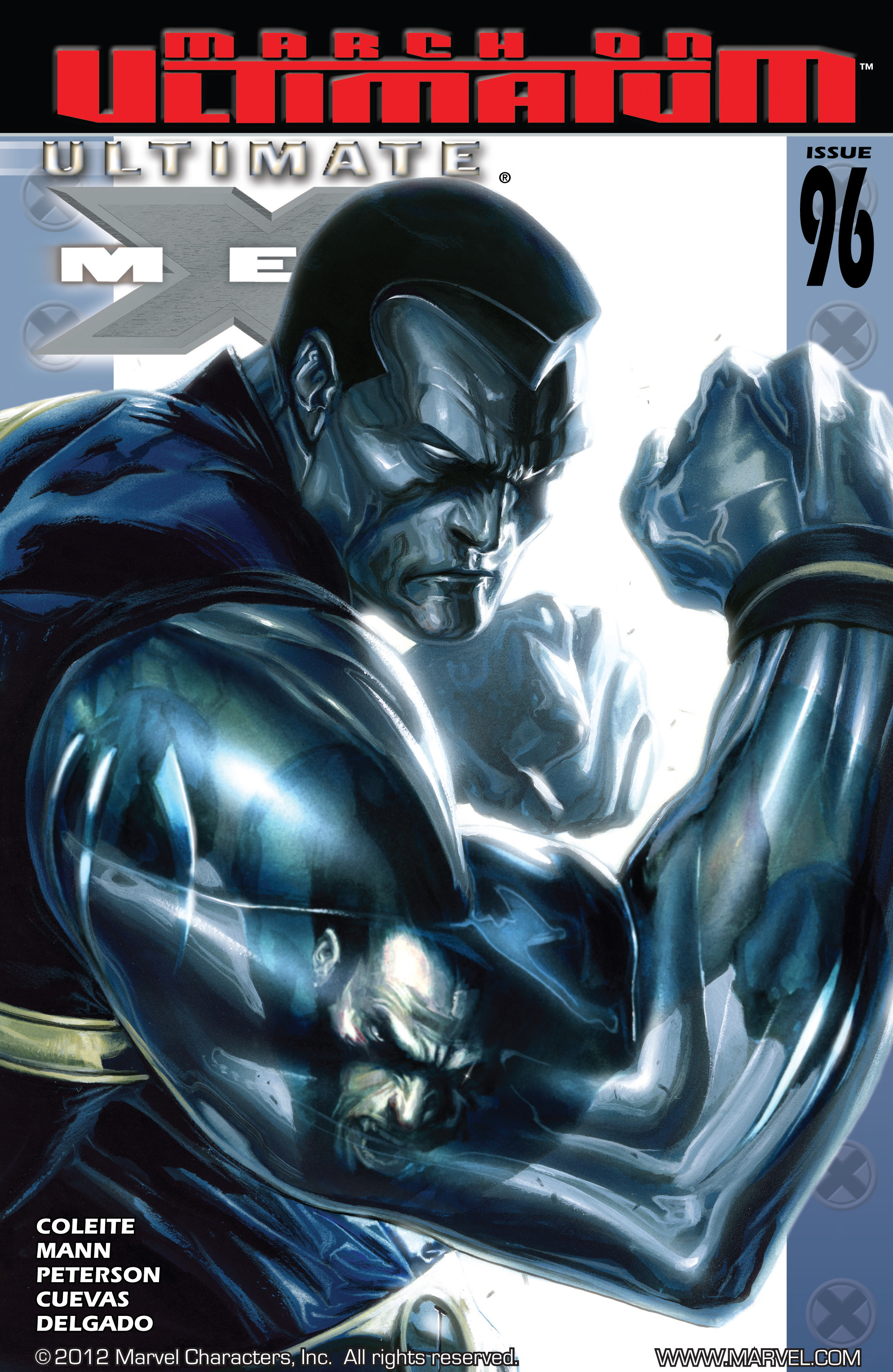 Read online Ultimate X-Men comic -  Issue #96 - 1