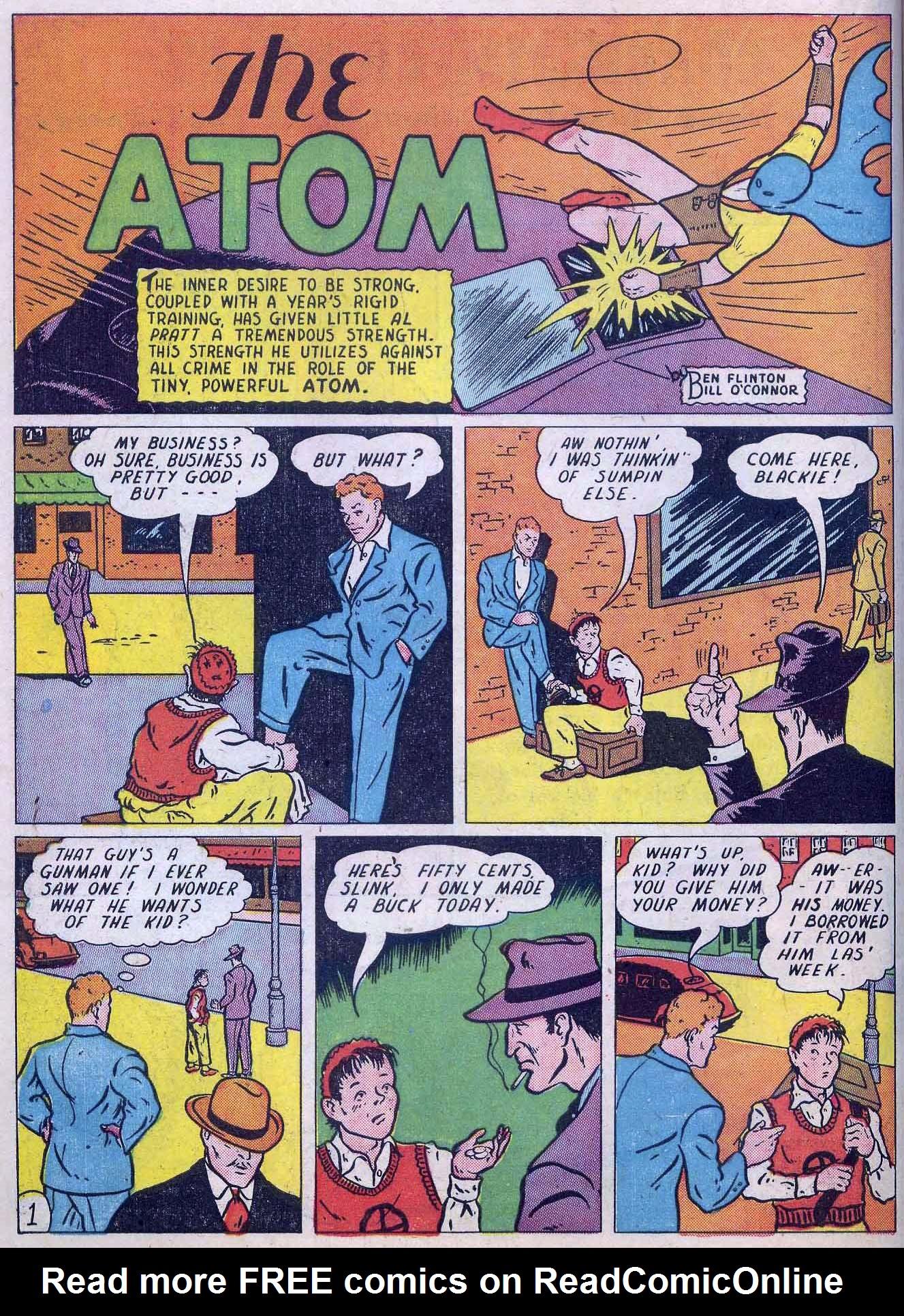 Read online All-American Comics (1939) comic -  Issue #24 - 30