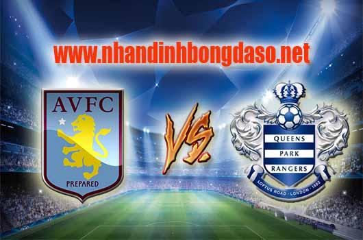 Nhận định bóng đá Aston Villa vs Queens Park Rangers, 02h45 ngày 05/04