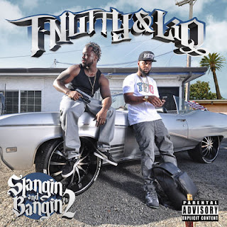 T-Nutty & Liq - Slangin & Bangin, Pt. 2 (2017) - Album Download, Itunes Cover, Official Cover, Album CD Cover Art, Tracklist