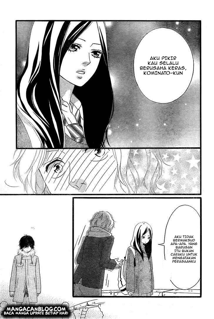 Ao Haru Ride Chapter 38-27