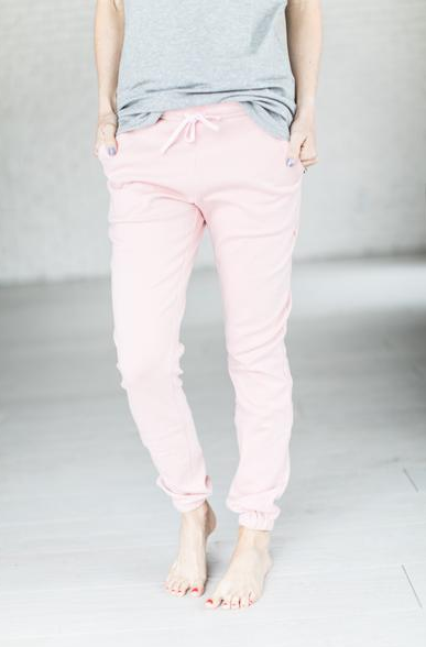 Mindy Mae's Market pink joggers