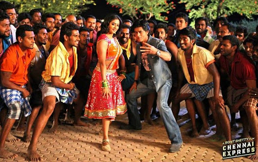 One Two Three Four (1234) Song Lyrics, Video Chennai Express (2013) Hindi Movie - 19 webs