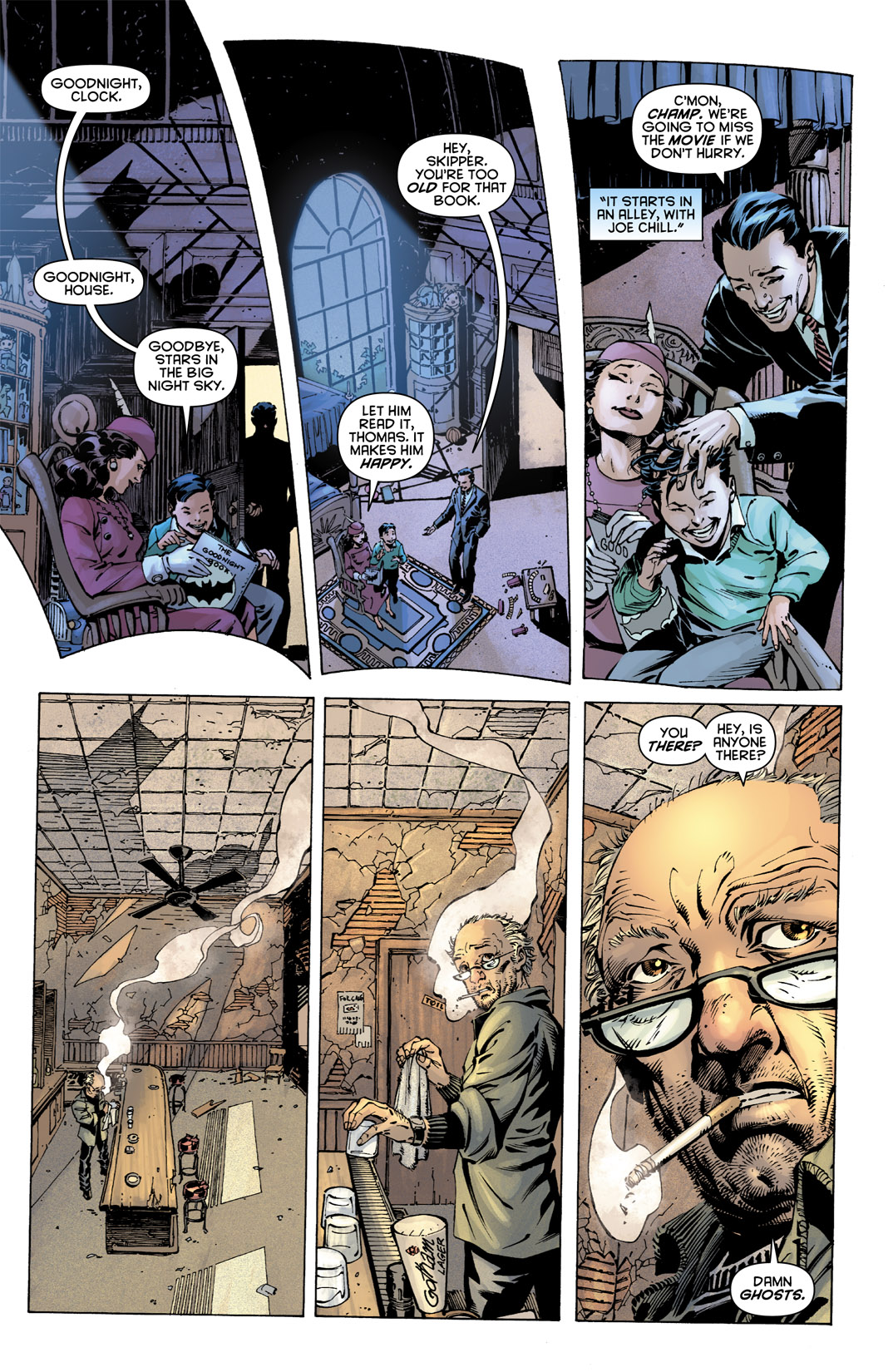 Detective Comics (1937) 853 Page 17