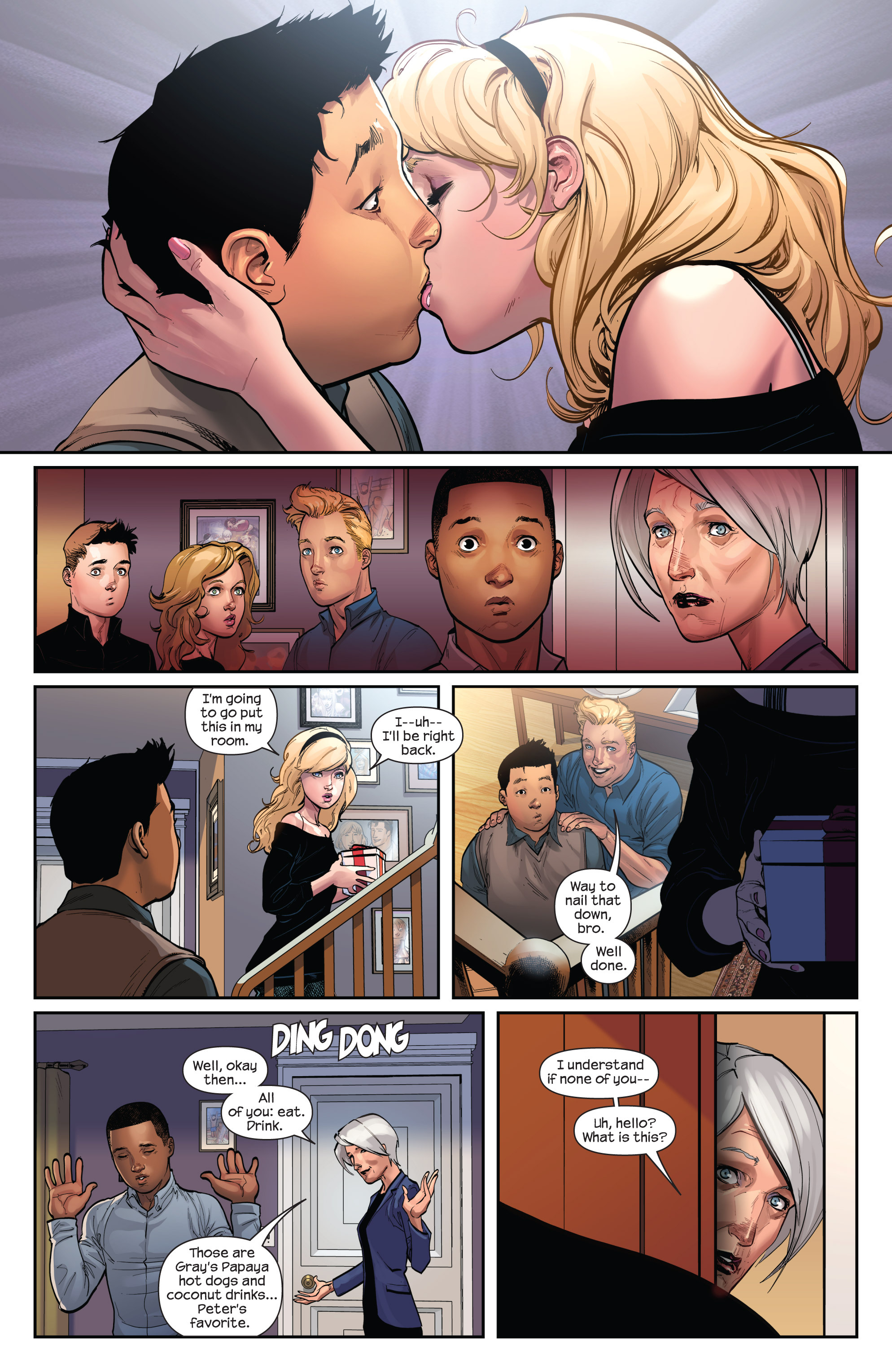 Read online Ultimate Comics Spider-Man (2011) comic -  Issue #200 - 9
