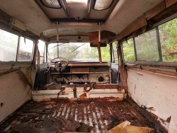 Used RVs 1970 Commer Pop Top Camper Project For Sale by Owner
