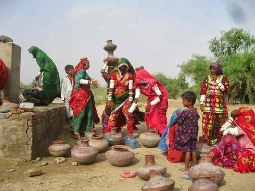 Haq's Musings: Thar Drought: Precursor of Dust Bowl in Water