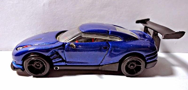 Hot Wheels Customs: Hot Wheels Mild Customs: Tein Civic EF