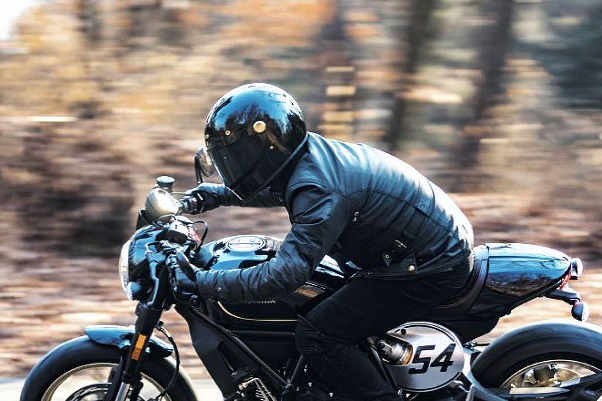 Honda Luxury Brand >> Gear Review - Hedon Heroine Helmet | Return of the Cafe Racers