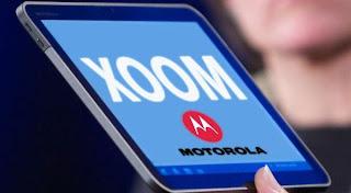 Terkait desain tablet Xoom
