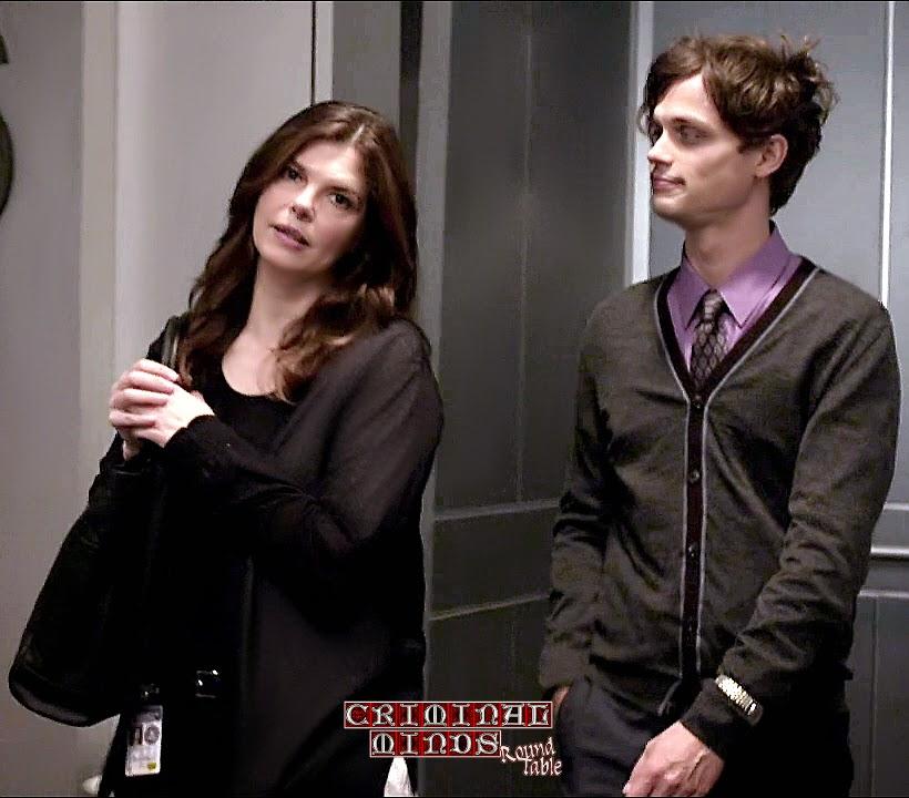 Criminal Minds Round Table: CRIMINAL MINDS Season 9 - 923  Angels