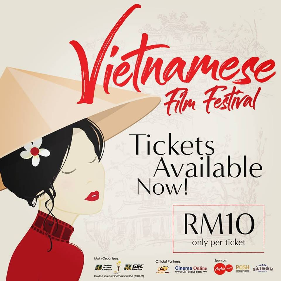 Vietnamese Film Festival @ GSC Cinema   by Bowie Cheong