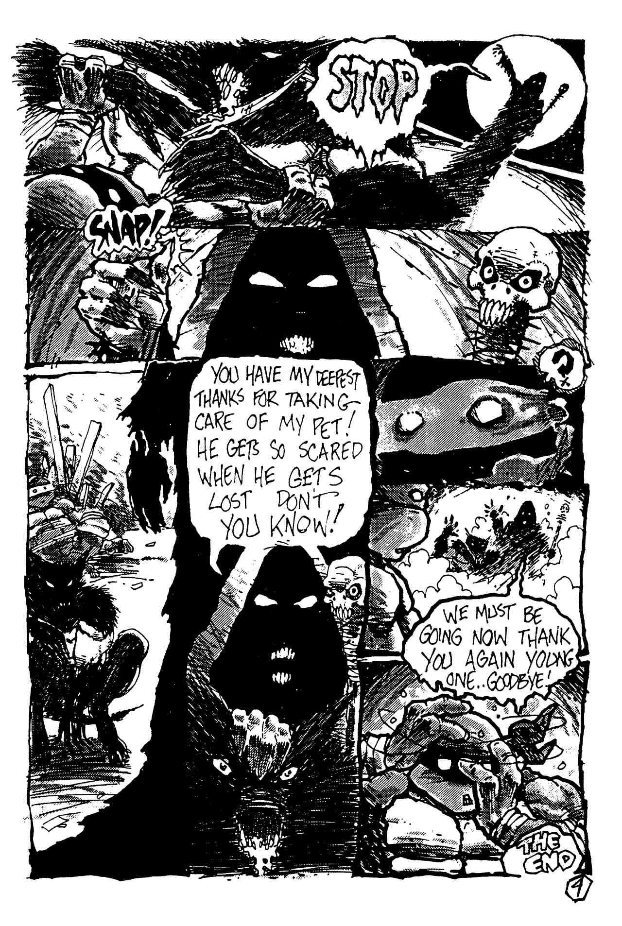 Read online Shell Shock comic -  Issue # Full - 197