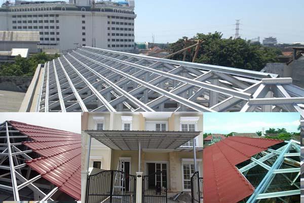 Harga Baja Ringan Per Meter Lampung Jasa Pasang 2019 Aneka