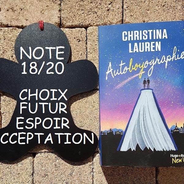 Autoboyographie de Christina Lauren