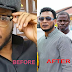 """Nana Boroo aka Future Daddy Lumba"" Fans Troll Nana Boroo for Bleaching His Skin (Photos)"