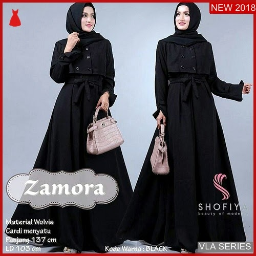 VLA119Z89 Model Dress Zamora Bd Murah BMGShop
