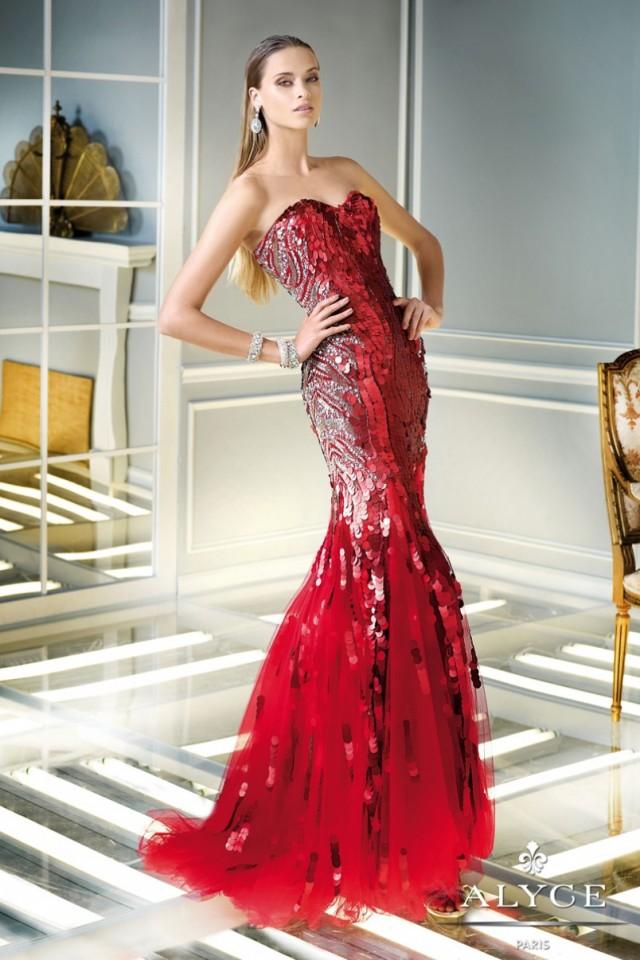 Grandiosos vestidos de moda | Colección Alyce Paris